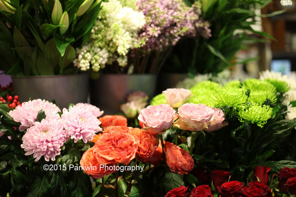 flowers at The Flower Shop