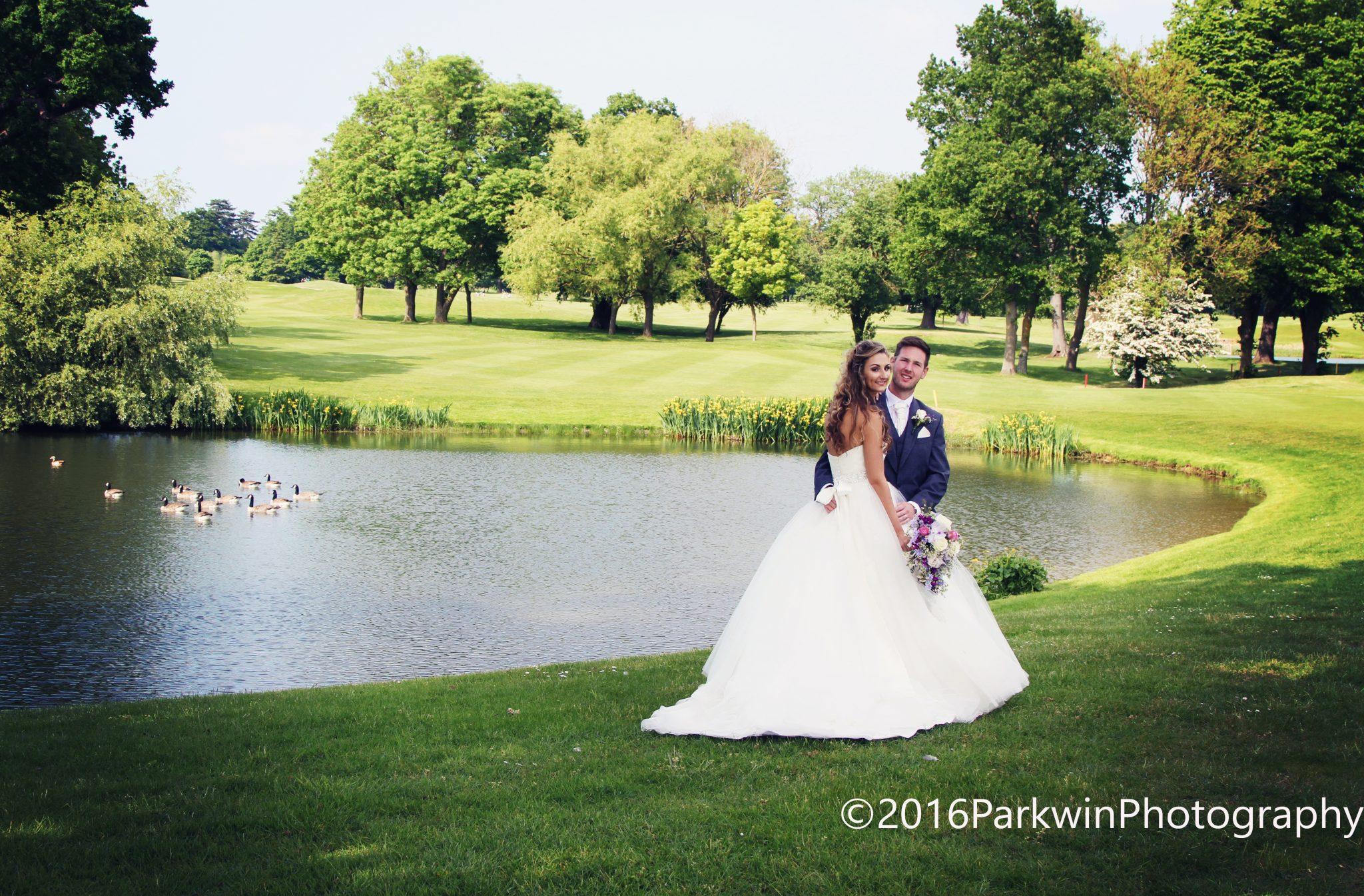 Wedding at Hanbury Manor
