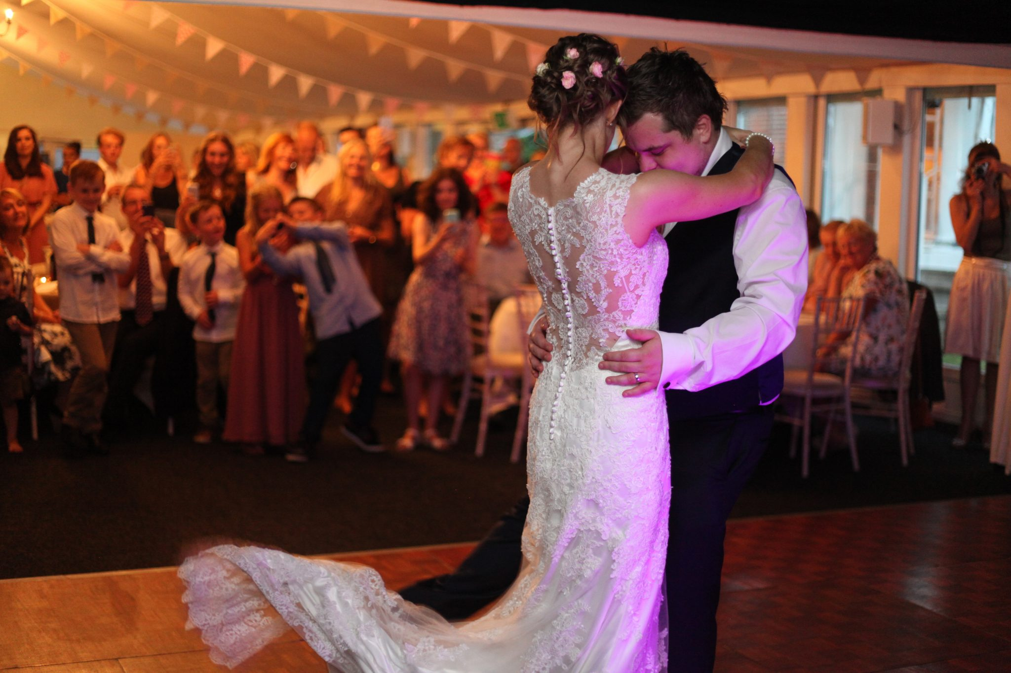 First Dance, Hunton Park