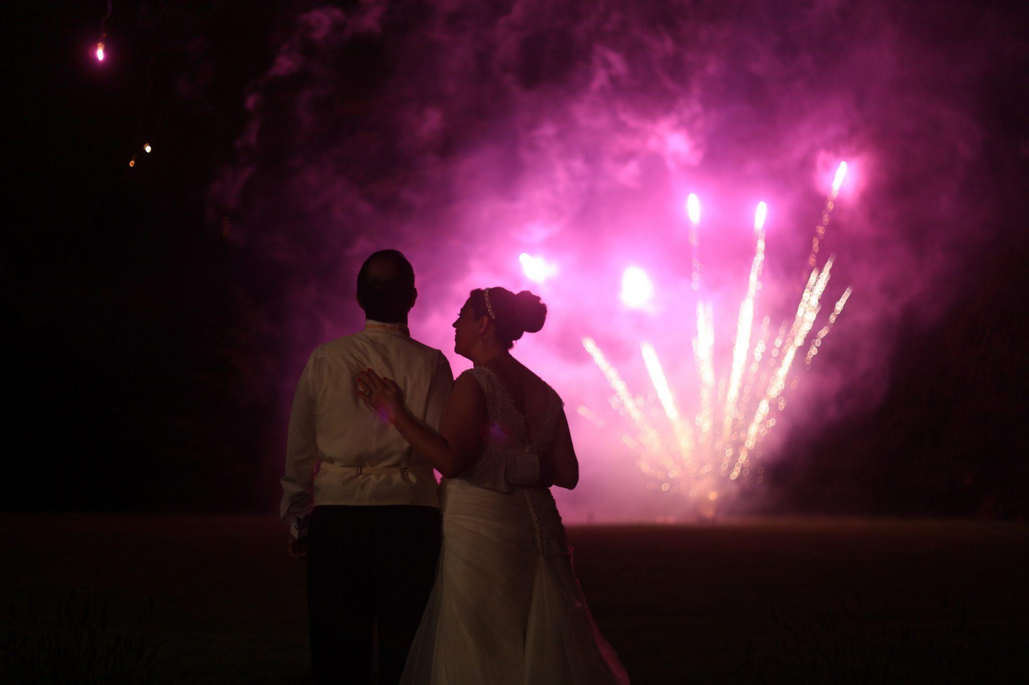 Fireworks, High Elms Manor