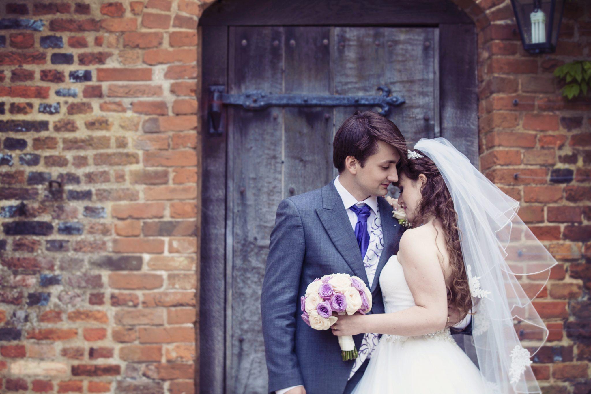 Bride and Groom Hatfield House
