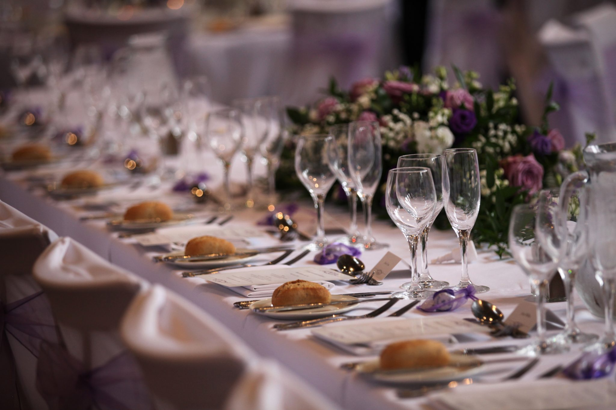 Wedding Breakfast, Hatfield House