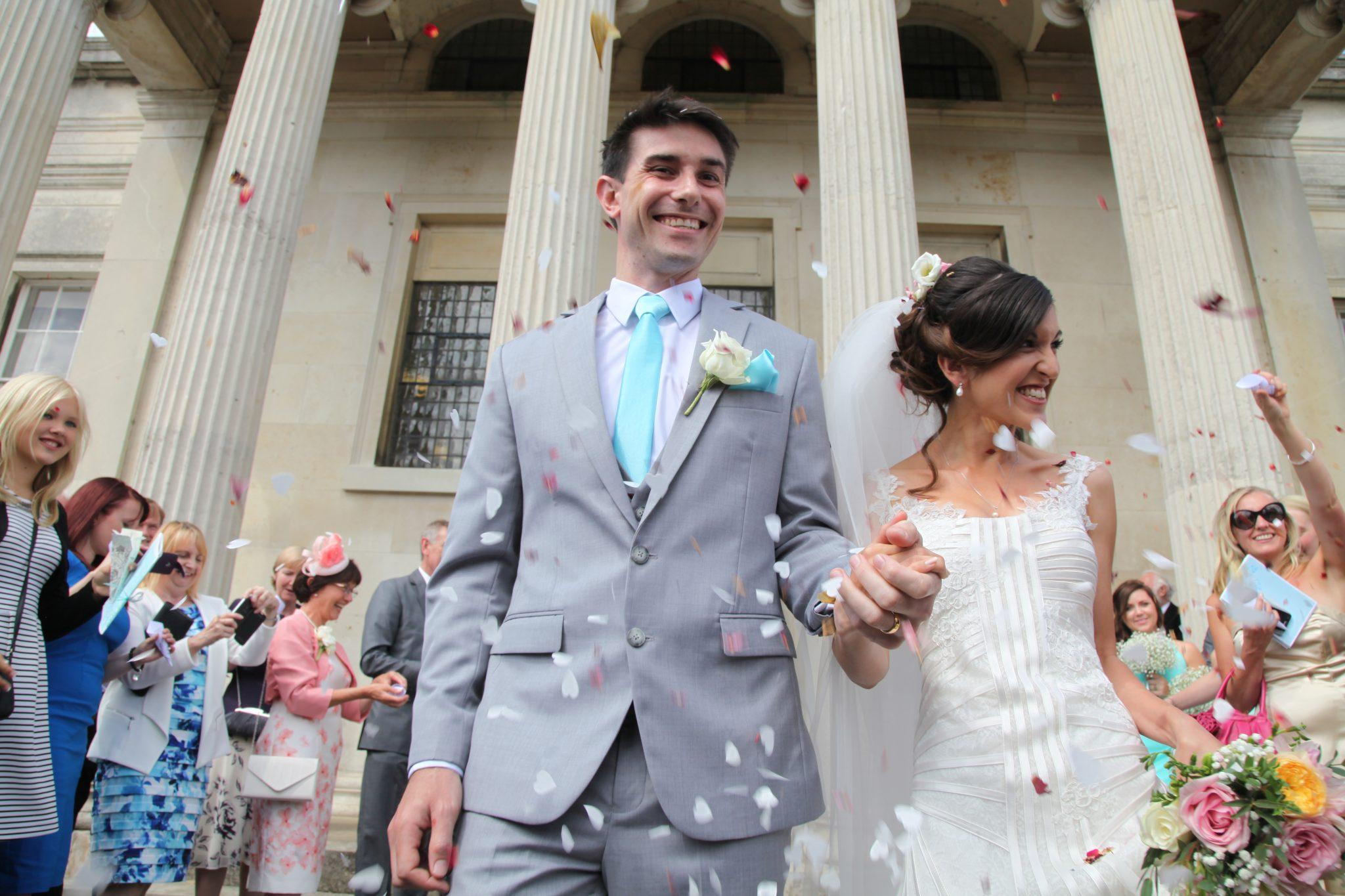 Wedding Confetti, Haileybury