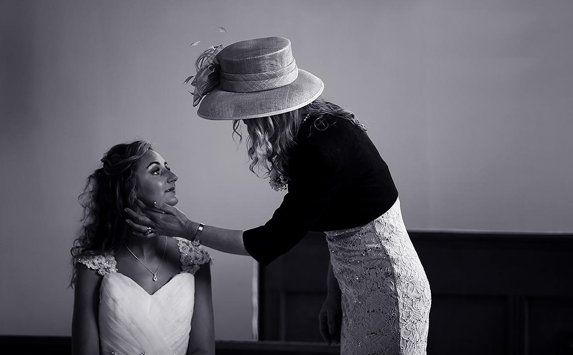 Proud Mum with Bride
