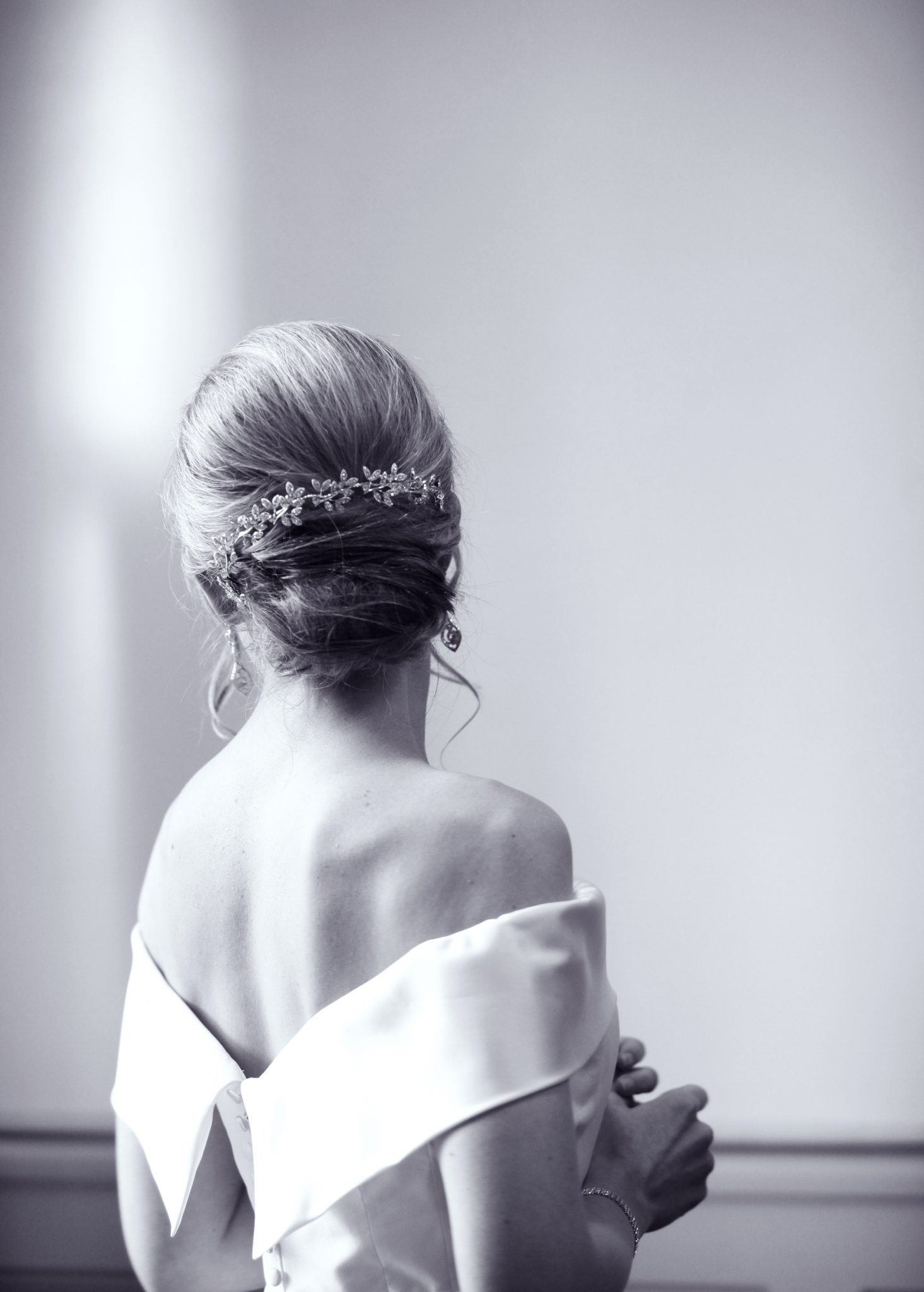 Bride at Essendon Country Club