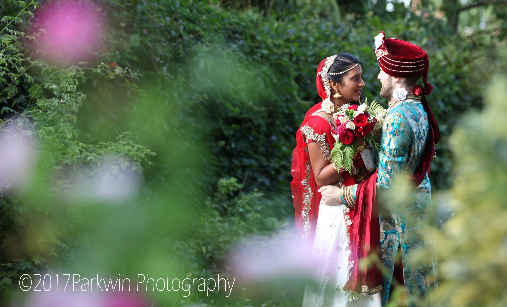 Asian wedding Bushey