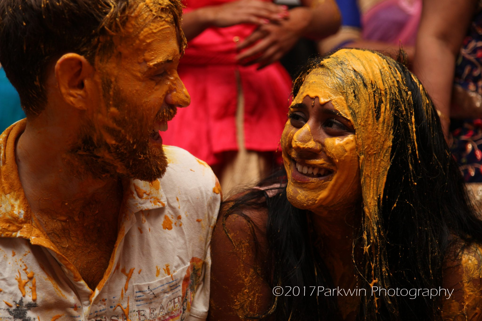 Asian Wedding Haldi